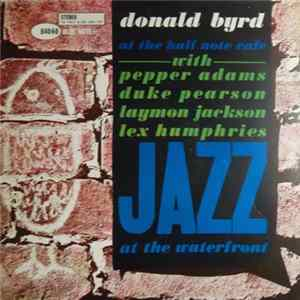 Donald Byrd - At The Half Note Cafe, Volume 1 Album