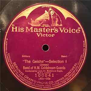 "The Band Of H.M. Coldstream Guards - ""The Geisha"" - Selection I Album"