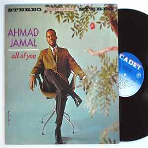 Ahmad Jamal - All Of You Album
