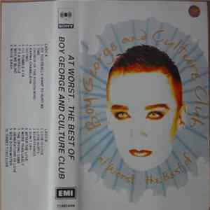 Boy George And Culture Club - At Worst... The Best Of Album