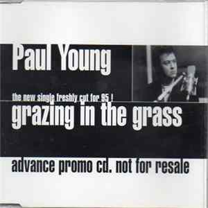 Paul Young - Grazing In The Grass Album