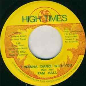Pam Hall - I Wanna Dance With You Album