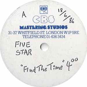 Five Star - Find The Time Album
