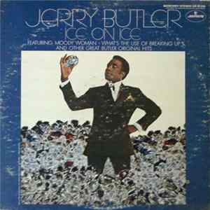 Jerry Butler - Ice On Ice Album