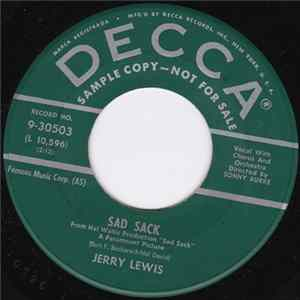 Jerry Lewis - Sad Sack/The Lord Loves a Laughing Man Album