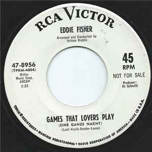 Eddie Fisher - Games That Lovers Play (Eine Ganze Nacht) Album
